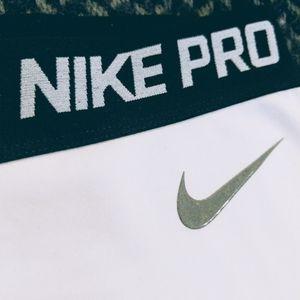 Nike Pants - Nike Pro Warm Dri-fit Tights